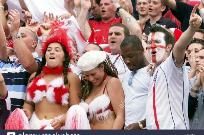 l'Angleterre a 90 minutes du bonheur - Football is coming home!